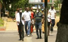 الصورة: الصورة: أول وفاة بفيروس كورونا في ساحل العاج