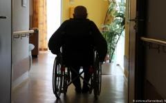 الصورة: الصورة: إصابة 40 شخصا بكورونا في دار للمسنين بألمانيا