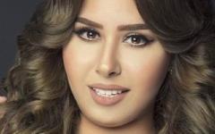 الصورة: الصورة: مغنية مصرية تعلن إصابتها بكورونا