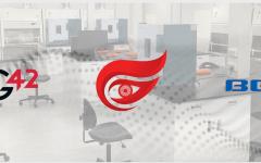 """الصورة: الصورة: الإمارات تؤسس أكبر مختبر لتشخيص """"كورونا"""" في العالم خارج الصين"""