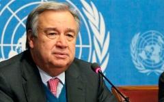 الصورة: الصورة: الأمين العام للأمم المتّحدة: كورونا أسوأ أزمة عالمية منذ 1945