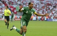 الصورة: الصورة: سامي الجابر ضمن 5 نجوم آسيويين لاختيار أفضلهم في كأس العالم