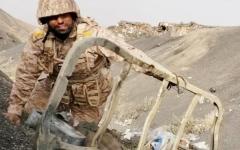 الصورة: الصورة: الشرعية اليمنية تسيطر على سلسلة جبال هيلان
