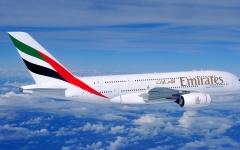 الصورة: الصورة: طيران الإمارات تسير رحلات إلى لندن هيثرو وباريس وفرانكفورت وزيوريخ وبروكسل