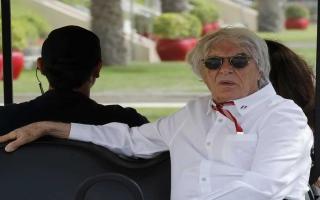 الصورة: الصورة: عرّاب الفورمولا 1 ينتظر مولوداً جديداً في عمر الـ 89!