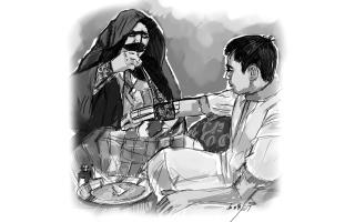 الصورة: الصورة: الطب الشعبي.. التداوي بخبرة الأجداد