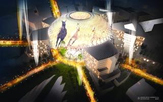 الصورة: الصورة: موعد إكسبو المقترح: 1 أكتوبر 2021 إلى 31 مارس 2022