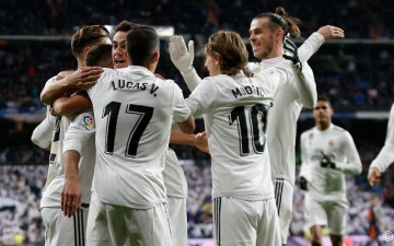 الصورة: الصورة: ريال مدريد يفكر في خطوات ترشيدية ببيع بعض اللاعبين