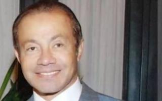 الصورة: الصورة: وفاة رجل الأعمال المصري الشهير منصور الجمال بفيروس كورونا