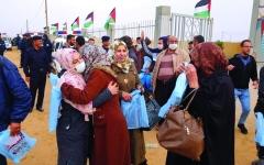 الصورة: الصورة: الحجر الصحي بغزة.. قراءة ورياضة واستثمار للوقت
