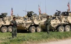 الصورة: الصورة: تعزيزات أمريكية من العراق إلى سوريا
