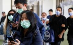 """الصورة: الصورة: الصين ترفع آخر القيود عن مدينة """"ووهان"""" بؤرة تفشي كورونا"""