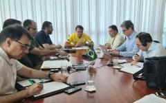 الصورة: الصورة: الرئيس البرازيلي.. وصلاوي