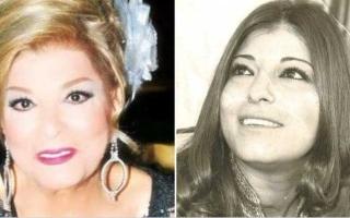 الصورة: الصورة: وفاة الممثلة اللبنانية هند طاهر بعد صراع مع السرطان