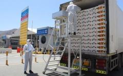 الصورة: الصورة: جمارك دبي بوابة التجارة الآمنة من المخاطر والأوبئة