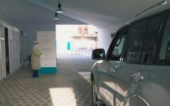 الصورة: الصورة: خطوات وإرشادات الحصول على خدمة الفحص عن كورونا من المركبة في دبي