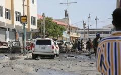 الصورة: الصورة: الصومال.. مقتل قيادي بارز في حركة «الشباب» بغارة جوية