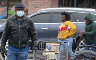 الصورة: الصورة: البيت الأبيض: فيروس كورونا يؤثر بشكل خاص على الأمريكيين من أصول أفريقية