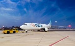 """الصورة: الصورة: """"فلاي دبي"""" تخصص 6 طائرات ركاب لشحن السلع"""