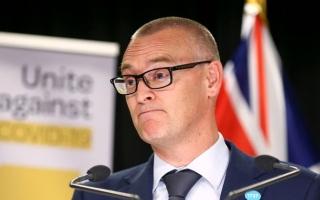 """الصورة: الصورة: وزير الصحة النيوزيلندي يصف نفسه بـ """"الأحمق"""""""