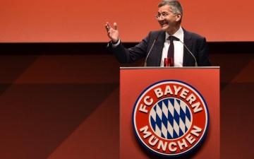 الصورة: الصورة: رئيس بايرن ميونيخ: توماس مولر يعد رمزا للنادي