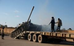 الصورة: الصورة: أردوغان يصعد عدوانه في ليبيا للتغطية على خسائره الفادحة