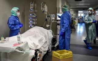 الصورة: الصورة: آخر تطورات انتشار فيروس كورونا المستجد في العالم