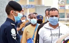 الصورة: الصورة: الكويت تسجل 112 إصابة جديدة بفيروس كورونا