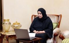 الصورة: الصورة: مجلس سيدات أعمال عجمان يستعرض خطة 2020