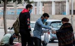 الصورة: الصورة: تسجيل 110 إصابات و9 وفيات بكورونا في مصر