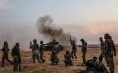 الصورة: الصورة: تصعيد العدوان.. أردوغان يتخبّط في ليبيا