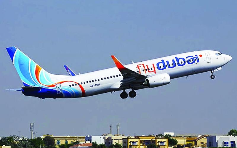 """الصورة: الصورة: """"فلاي دبي"""" تشغل 10 رحلات عودة خلال الأسبوع المقبل"""