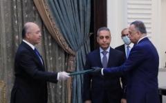 الصورة: الصورة: اعتذار ثاني رئيس حكومة عراقي مكلف وتسمية رئيس المخابرات مصطفى الكاظمي