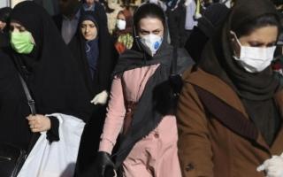 الصورة: الصورة: وفيات كورونا في إيران تتخطى الـ  4 آلاف