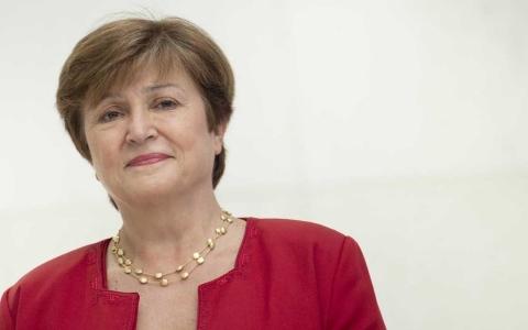 """الصورة: الصورة: مديرة صندوق النقد: """"كورونا""""  يسبب أسوأ عواقب اقتصادية منذ الكساد الكبير"""