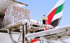 الصورة: الصورة: «الإمارات للشحن» توسّع خطوط نقل السلع