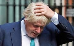 الصورة: الصورة: الحكومة البريطانية تكشف تفاصيل جديدة حول صحة جونسون