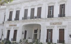 الصورة: الصورة: إغلاق مستشفى في القاهرة وعزل جميع العاملين به 14 يوماً