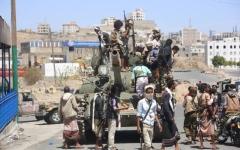 الصورة: الصورة: 1428 اعتداءً حوثياً منذ بداية هدنة التحالف