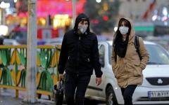 الصورة: الصورة: ارتفاع وفيات كورونا في إيران إلى 5574 والإصابات 88194 شخصاً