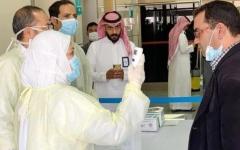 الصورة: الصورة: السعودية تسجل 1172 إصابة جديدة بفيروس كورونا