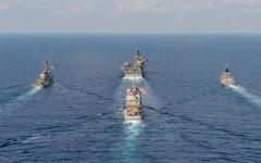 الصورة: الصورة: هل عطّل الوباء الردع الأمريكي ضد الصين في آسيا؟