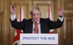 الصورة: الصورة: شفي جونسون من كورونا.. فهل تتعافى بريطانيا؟