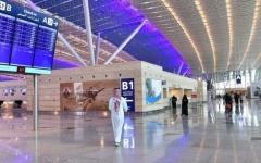 الصورة: الصورة: السعودية تمدد تعليق الرحلات الدولية والداخلية حتى إشعار آخر