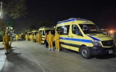 الصورة: الصورة: مصر تعلن تسجيل  215 إصابة جديدة بفيروس كورونا