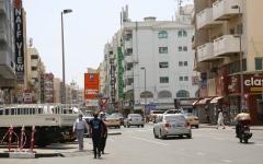 الصورة: الصورة: «البيان» ترصد عودة الحركة في «منطقة نايف» عقب افتتاحها