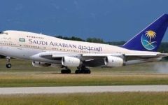 الصورة: الصورة: الخطوط الجوية السعودية تسمح بالحجوزات الداخلية بدءا من 1 يونيو