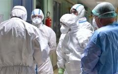 الصورة: الصورة: المكسيك تسجل 1223 حالة إصابة جديدة بفيروس كورونا و135 وفاة
