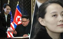 الصورة: الصورة: كوريا الجنوبية: كيم جونغ أون قد يعين شقيقته خليفة له!
