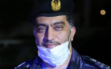 الصورة: الصورة: علي المطوع رجل الإنقاذ والمهام الصعبة